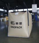 Quality FIBC Bulk UN Big Bag Dangerous Goods Jumbo Bag 1000kg ASTM G 154-00 for sale