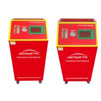 China Synthetic Automatic Transmission Fluid Change Machine LCD Display Red Color on sale