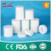 Quality white color and skin color  zinc oxide plaster with transparent cover for sale