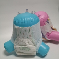 Buy cheap NAFDAC Disposable Cotton Super Soft Sleepy Xxl Diapers For Baby from wholesalers