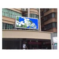 China Fixed Outdoor Digital Advertising Display , P6 Led Panel Outdoor 6000cd/m2 Brightness on sale