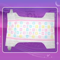 Quality 2015 new Products with S cut Big Elastic band  baby diaper , Clothlike backsheet diaper for sale
