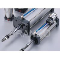 Quality Automation Micro Adjustable Stroke Pneumatic Cylinder 0.15 - 0.9 Mpa Working Pressure for sale