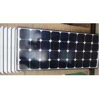 Quality No1.solar panel 18v 120W Commercial Reinfored Anodized Aluminum Flame for sale