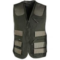 Quality Breathable Hunter Green Reversible Hunting Vest Percussion Waistcoat Vest for sale
