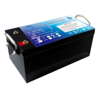 Buy Deep cycles battery lithium ion 12v 200Ah for trolling motor at wholesale prices