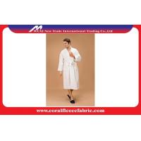 China Adult Sexy Mens Luxury Bathrobes for Home Wear , Hotel Dressing Gown on sale