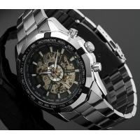 Buy cheap Automatic Mechanical Watches Business Design Men Dial Watch product
