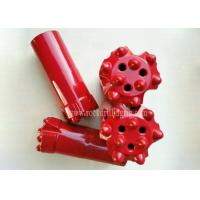 Quality JCDRILL Rock Drill Bits Tapered Button Bit Drilling Tool For Mining / Blasting for sale