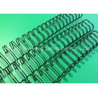 Buy cheap Durable Spiral Double Loop Wire 31.8mm No Fade Turning Pages Smoothly product