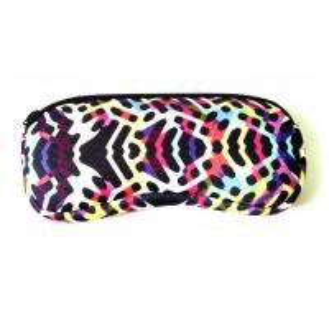 Quality Portable Travel Zipper Soft Neoprene Sunglasses bag.SBR Material. Size is 19cm*8.7cm. for sale