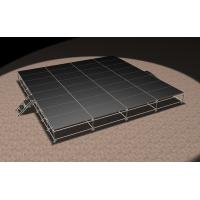 China Black Modular Stage Platforms , Heavy Duty Iron Layer Temporary Stage Platforms on sale