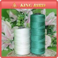 China Customize 210D Green Polyester High Tenacity yarn 100% for Weaving on sale