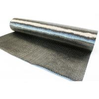 Quality LowDensity CFRP Sheets , Thin Carbon Fiber Sheets Flame Resistant Waterproof for sale