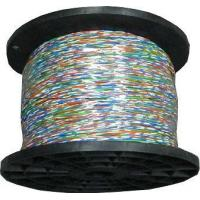 Buy cheap 5 Core E1 Jumper Wire Cable 24 AWG Tinned Copper Conductor for Internal Wiring product