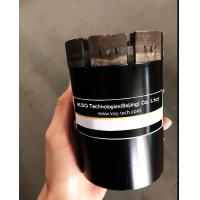 Buy cheap Wire Line Drill Bit Diamond Core Bits For Medium To Super Hard Formations from wholesalers
