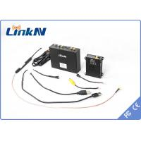Buy cheap 1W UAV Video Transmission LOS 20KM With AES 256 Encryption For Plane Quadrotor from wholesalers