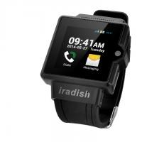 China 1.54 TFT Touch Screen 3G Android Watch Phone , Dual CPU Cell Phone Watch on sale