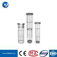 Quality Top for Filter Cage Regular Diameter 135mm or 170mm Sample Available Galvanized Filter Cage Bag Accessories for sale