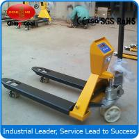 Quality NDP Pallet Truck Scale Pallet Truck for sale