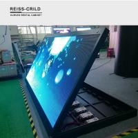 China P6 , P8 , P10 Front Service Fixed Led Display ,  Large LED Screens on sale