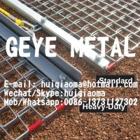 Quality Rigid All Steel Drag Mats for Football/Race Course Field Fine Soi Leveling, Steel Mesh Drag Mats, Metal Drag Screens for sale