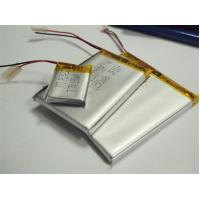 China 503048 3.7v 750mah Lithium Polymer Battery for Remote Control toy on sale