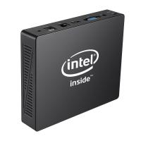 Quality SMALL FORM FACTOR Thin Client PC N4100 CPU WIN10 DUAL BAND WIFI GIGABIT LAN WIN10 OS for sale