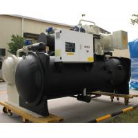China 6kV 3 Phase 50Hz Shell Tube Centrifugal Chiller With Touch Screen Panel on sale