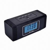Buy cheap Portable Wireless Bluetooth Speaker with TF/USB Reader/FM Radio Microphone from wholesalers