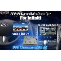 Quality CCC CE Certificate HD Reverse Camera Interface For Infiniti Q50/Q50L/Q60 , 100*80*30MM for sale