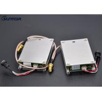 Quality Compact ISM 0.5W UAV Data Link , Commmercial UAV Video Transmitter Without Housing for sale