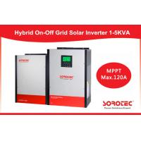 China On / off Grid Hybrid Solar Inverter , 2kva MPPT most efficient power inverter 24v on sale