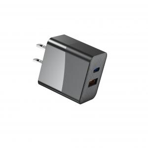 Quality Mobile Phone 30W GaN Wall Charger ETL With US EU Plug for sale