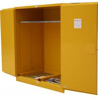 Buy cheap Chemical Liquid Hazardous Flammable Storage Cabinet With Cold Rolled Steel product