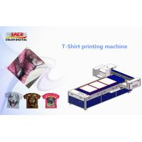 Quality Cotton T Shirt Printing Machine A3 Size Digital Direct To Garment Printer for sale