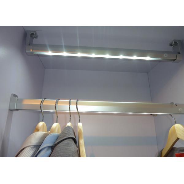 Как сделать свет в шкафу купе своими руками