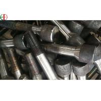 Quality M20 X 3.5 X 160 Concave Washer And Nuts Long Bolts Units With Rubber Ring for sale