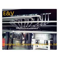 Quality 8-35stand 1000-12000t Electric motor updraw copper wire/rod machine for sale