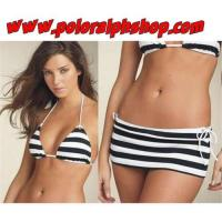 Quality Ralph lauren women Polo Striped Pony Swimwear for sale