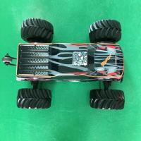 Quality 4WD Wheel Brushless Onroad RC Cars High CG With 310mm Wheelspan , 2500KV 3670 Motor for sale