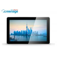 Buy cheap Wall mounted Android Touch Screen Monitor , touchscreen monitor with android product