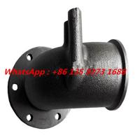 Quality Hot Seller Cummins 4BT Diesel engine parts Exhaust Outlet Tube 4988381 for sale