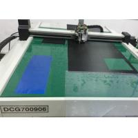 Quality 1000mm / S Max Sticker Cutting Plotter Machine With Back Up Paper for sale