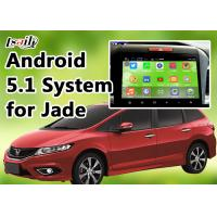 Quality JADE Honda Video Interface , multimedia video interface Including Online map for sale