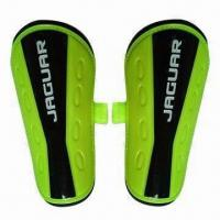 Buy cheap Football Shinpads, Passed NOCSAE Test, Ideal for Adult and Junior from wholesalers