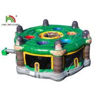 Buy cheap Popular outdoor inflatable whack mole human whack-a-mole game from wholesalers
