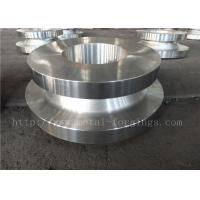 Quality SA182-F51 S31803 Duplex Stainless Steel Ball Valve Forging Ball Cover Forgings Blanks for sale