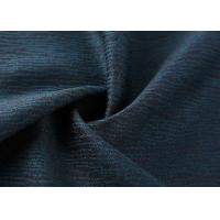 China Woven Fully Jacquard Wool Knit Fabric For Sweater Anti - Dusk , Breathable on sale