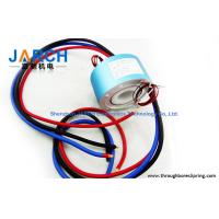 Quality Anti - jamming High Current Slip Ring / rotary electrical interface for sale